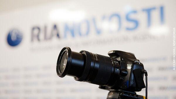 Тбилисский пресс-центр - Sputnik Грузия