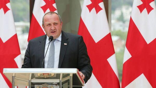 Георгий Маргвелашвили - Sputnik Грузия