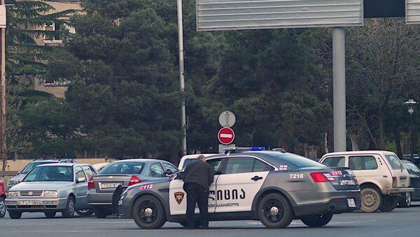 Полиция - Sputnik Грузия