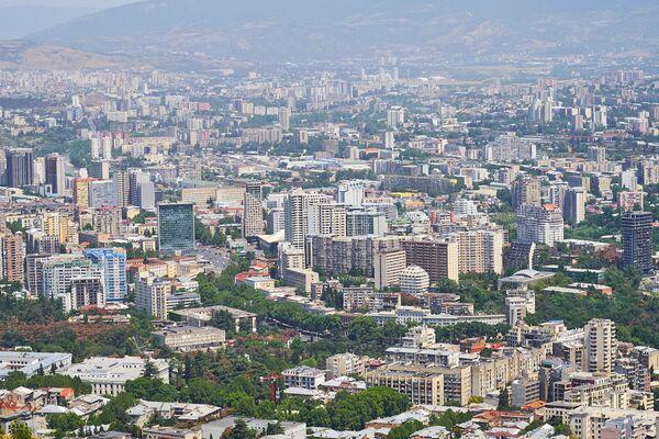 Конечно, город растет и продолжает расширяться - Sputnik Грузия