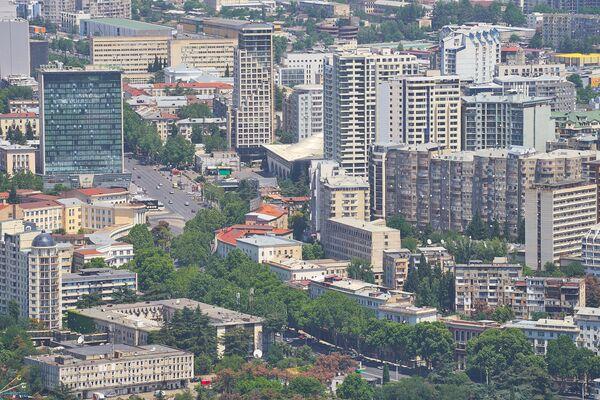 Ведь новые здания хороши не только тем, что они новые - Sputnik Грузия