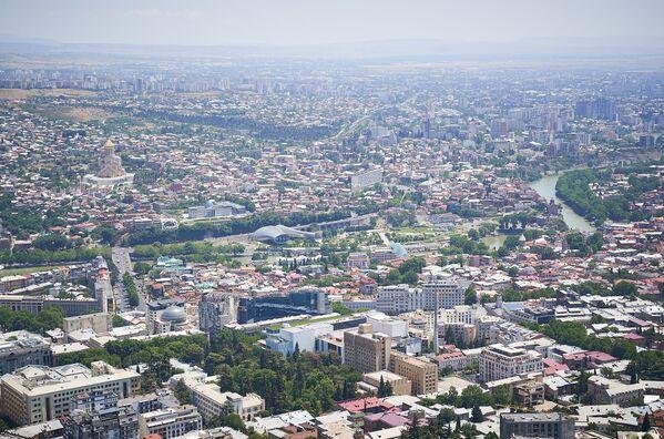 Какими они будут, и каким вообще будет город через несколько десятков лет? - Sputnik Грузия