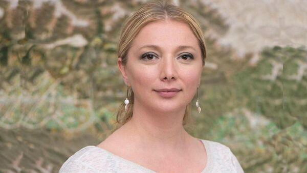 Директор Института изучения Земли и Национального центра сейсмологии Тея Годоладзе - Sputnik Грузия