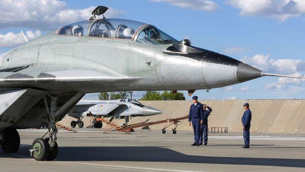 МиГ-31 - Sputnik საქართველო