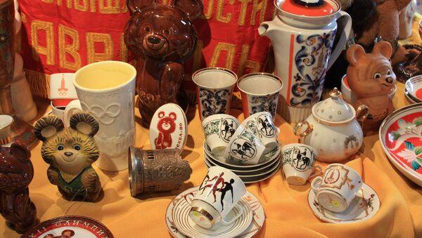 Разнообразие сувенирной продукции поражает воображение даже сейчас - Sputnik Грузия
