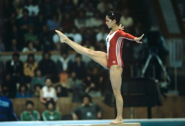 Больше десяти наград высшего достоинства оказались на груди представителей Белорусской ССР. Одной из главных героинь Игр, без сомнения, стала гимнастка Нелли Ким, которая родилась в Шурабе, но тренировалась в Минске. В Москве спортсменка завоевала два золота и стала пятикратной олимпийской чемпионкой - Sputnik Грузия