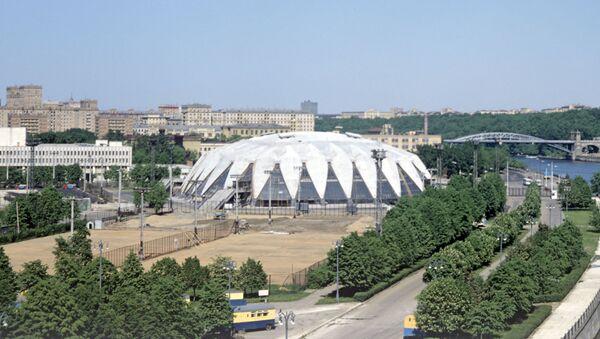 Универсальный спортивный зал Дружба Центрального стадиона имени В. И. Ленина - Sputnik Грузия