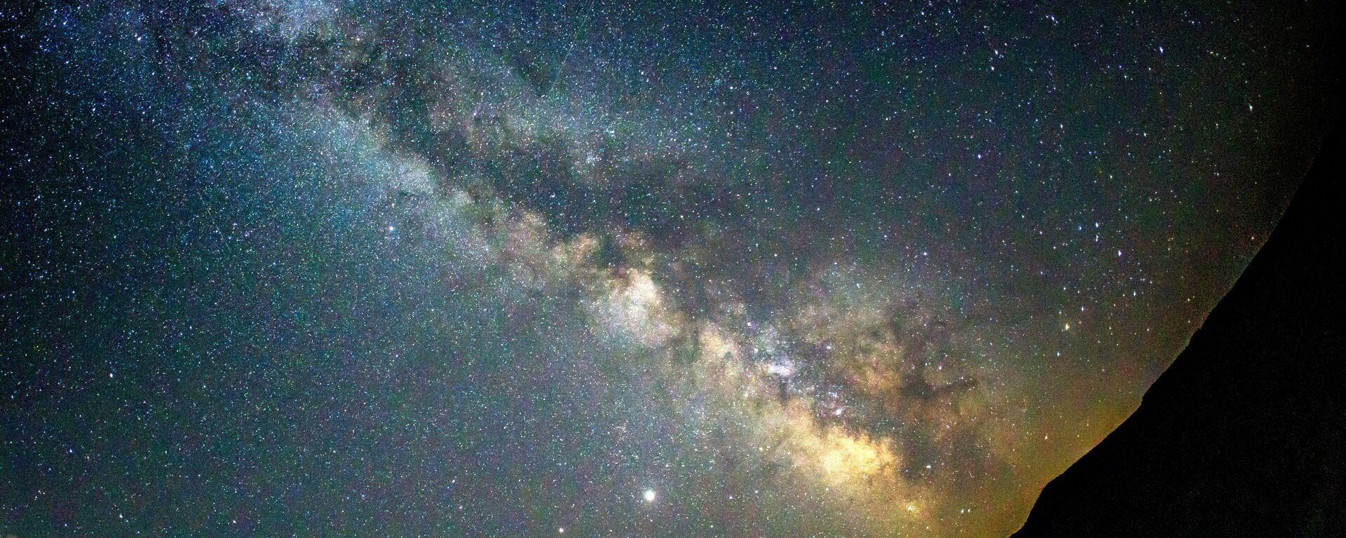 ვარსკვლავებიანი ცა - Sputnik საქართველო, 1920, 28.05.2021