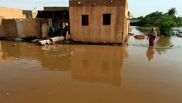 Последствия наводнения в Судане - Sputnik Грузия