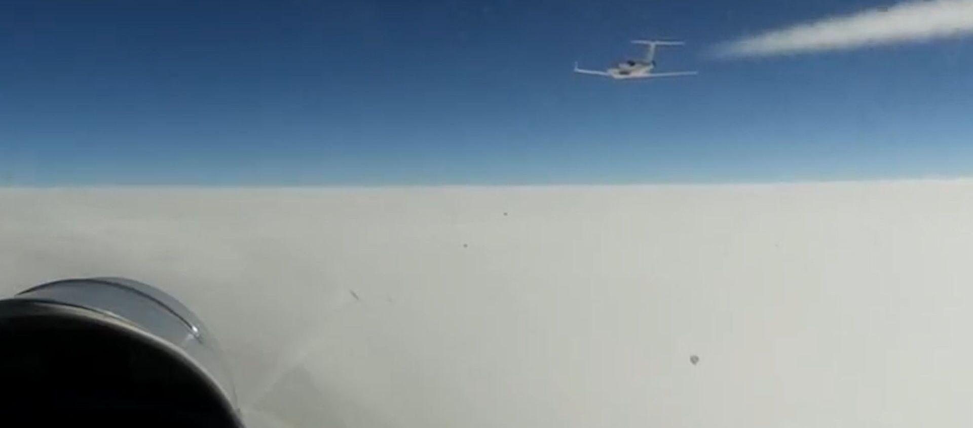 Российский истребитель перехватил над Балтикой два самолета–разведчика - Sputnik Грузия, 1920, 09.09.2020