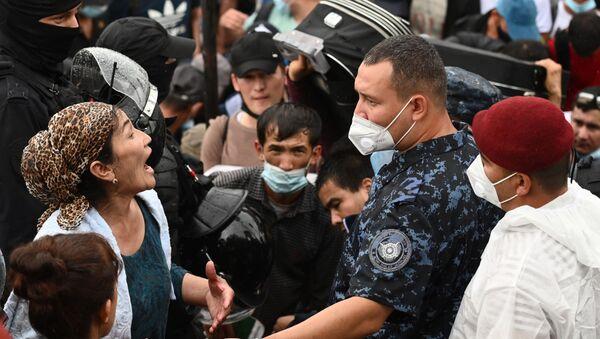 მიგრანტები რუსეთში - Sputnik საქართველო