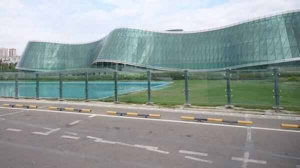 Здание МВД Грузии на Кахетинском шоссе - Sputnik Грузия