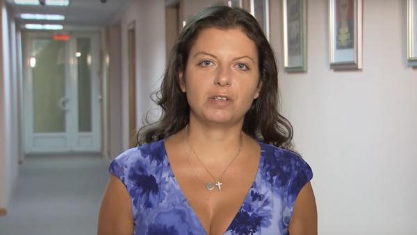 Маргарита Симоньян пожелала удачи участникам конкурса Ты супер! - Sputnik Грузия