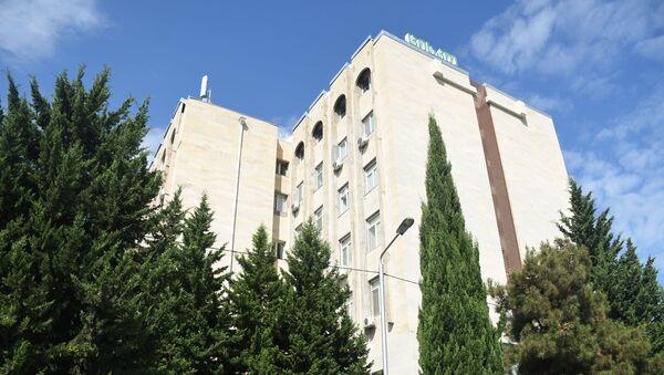 Центральная избирательная комиссия. Здание ЦИК Грузии - Sputnik Грузия