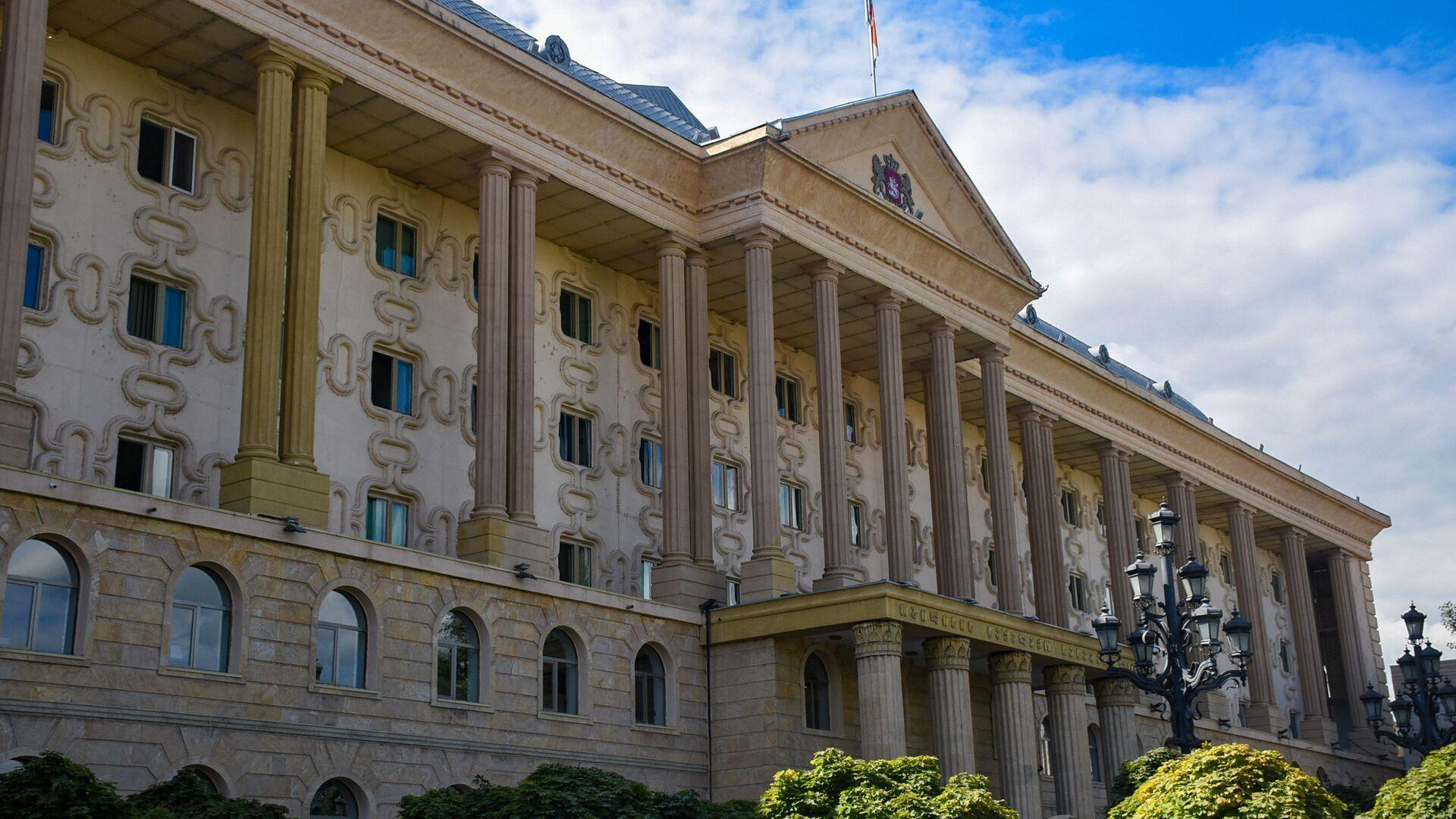 Тбилисский городской суд - Sputnik Грузия, 1920, 20.09.2021
