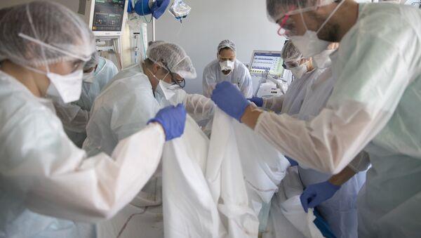 Без врачей не останемся – глава Минздрава Грузии - Sputnik Грузия