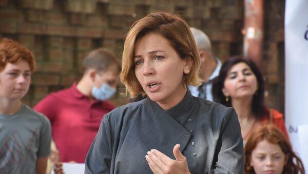 Ана Долидзе - Sputnik Грузия