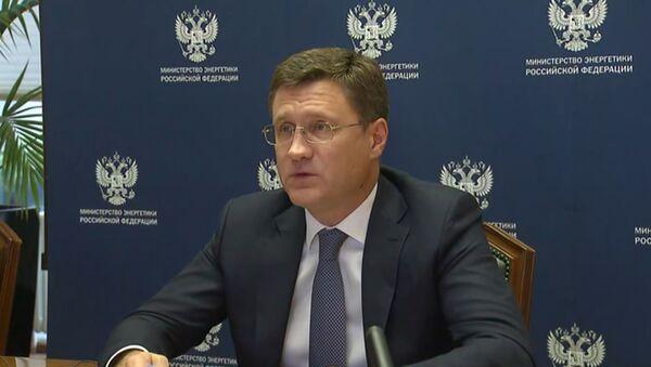 Новак оценил уровень исполнения сделки ОПЕК+ - Sputnik Грузия