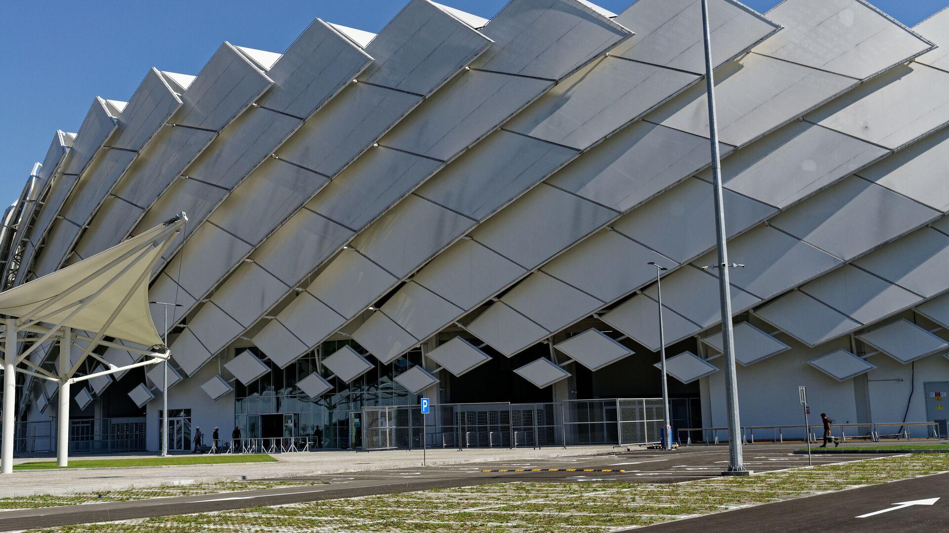 Новый батумский стадион - Sputnik Грузия, 1920, 02.09.2021