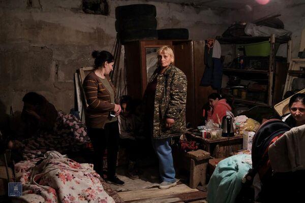 Нагорный Карабах. Возвращение в 90-е - Sputnik Грузия