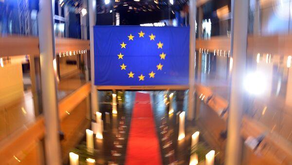 Прямая трансляция - специальный Европейский совет в Брюсселе - Sputnik Грузия