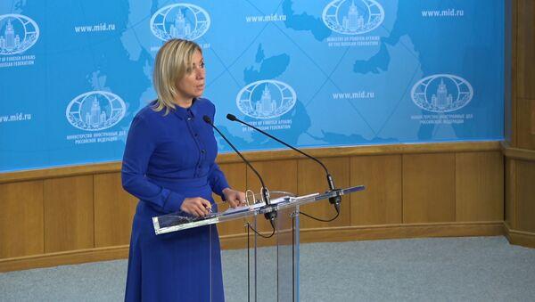 МИД РФ призвал прекратить кровопролитие в Нагорном Карабахе - Sputnik Грузия