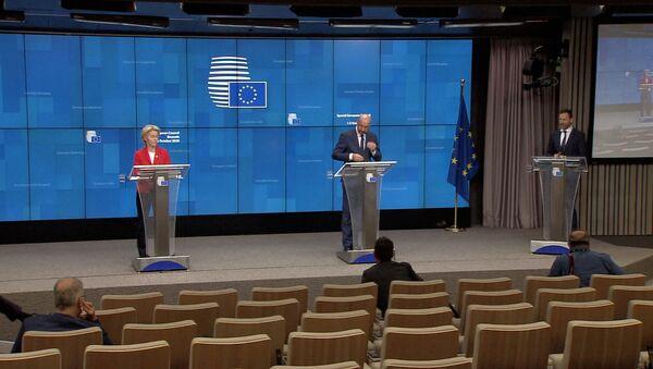 Курс на разрыв: ЕС вводит санкции против Беларуси. Чего ждать от Минска - Sputnik Грузия