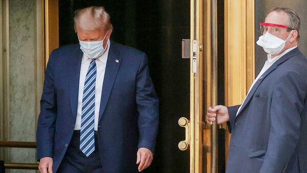 Дональд Трамп - Sputnik Грузия