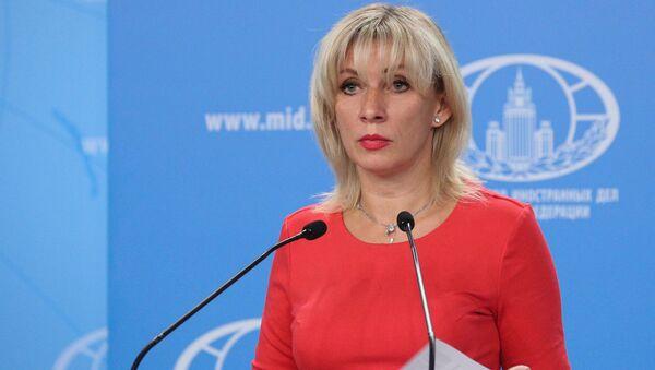 Россия готова предоставить площадку для переговоров: Захарова о конфликте в Нагорном Карабахе - Sputnik Грузия
