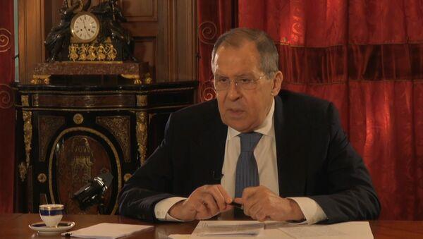 Бегать и унижаться - ниже нашего достоинства: Лавров о прекращении диалога с ЕС - Sputnik Грузия