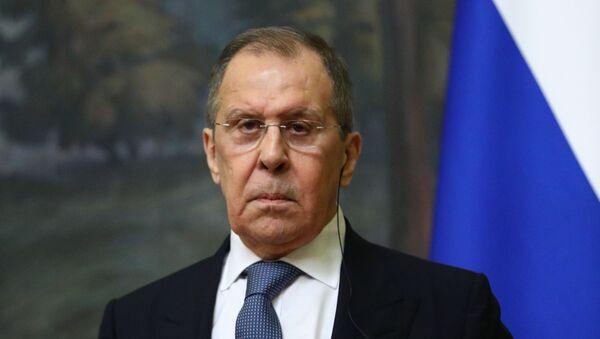 Лавров рассказал об учете русскоязычного населения в Казахстане - Sputnik Грузия