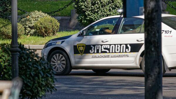 Патрульная полиция 112 - Sputnik Грузия