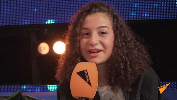 Грузинка Мариам Бондаренко покорила жюри «Ты супер!» и прошла в следующий тур - Sputnik Грузия