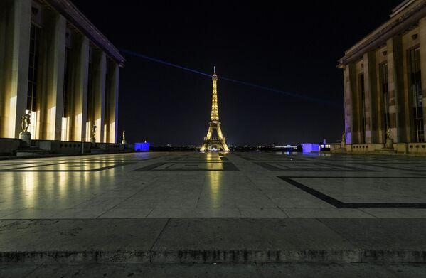 Франция находится на десятом месте в мире по количеству заразившихся COVID-19. В стране выявлено более 840 тысяч случаев заражения коронавирусной инфекцией   - Sputnik Грузия