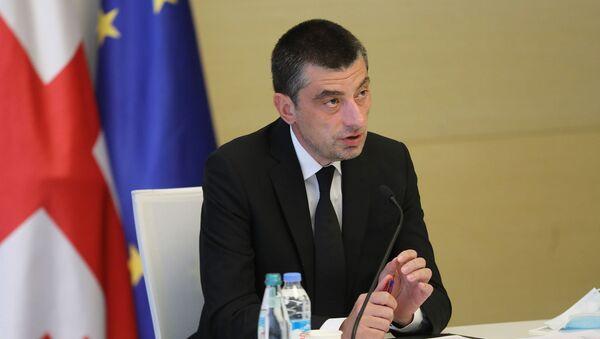 Георгий Гахария - Sputnik Грузия
