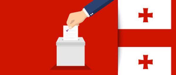 лого выборы 2 - Sputnik Грузия