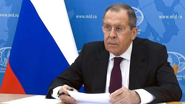 Лавров призвал ООН не допустить обострения ситуации в Персидском заливе - Sputnik Грузия