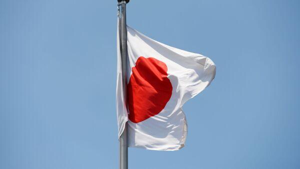 იაპონიის დროშა - Sputnik საქართველო