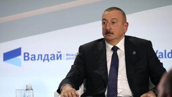 Ильхам Алиев - Sputnik Грузия