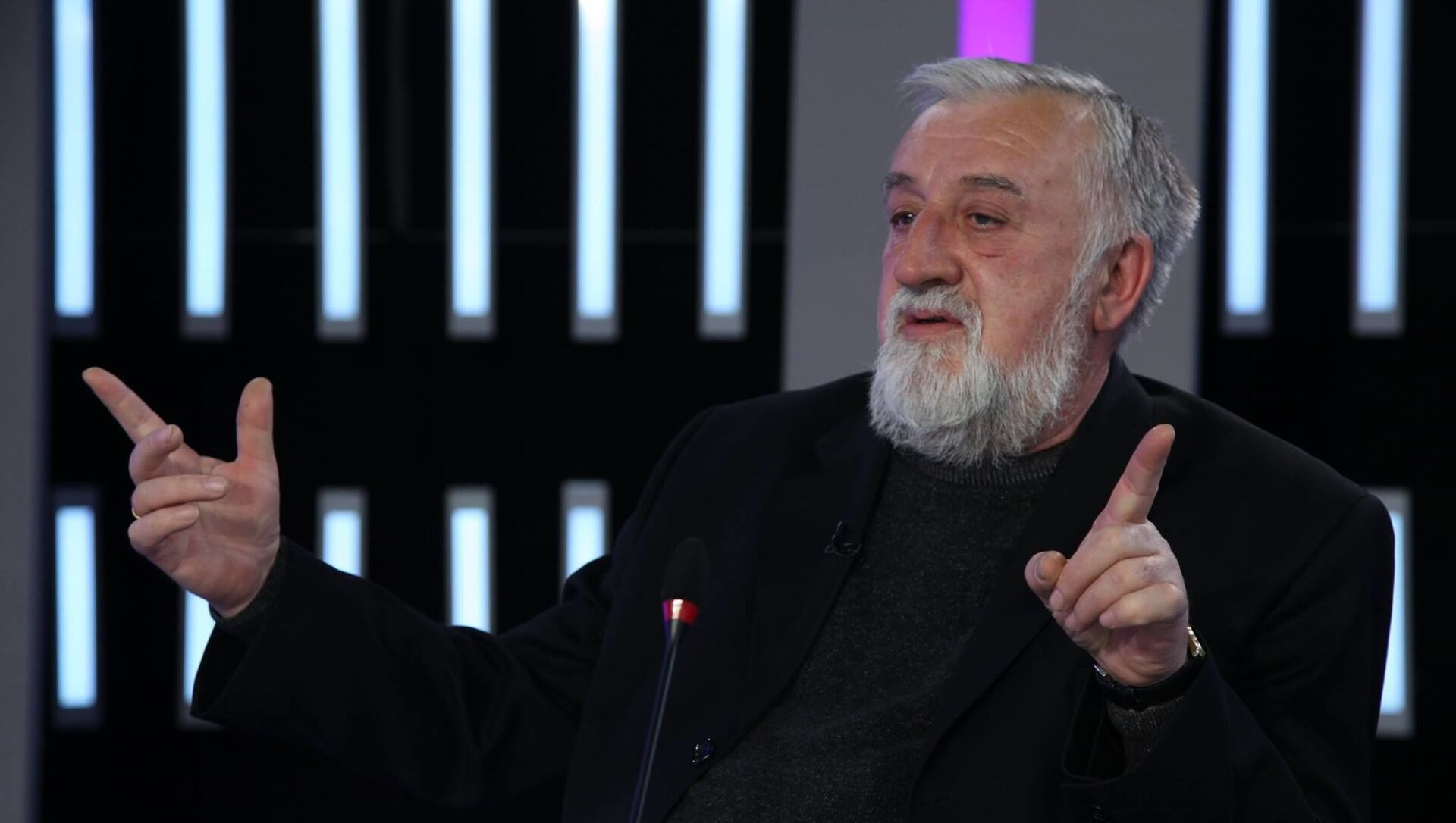 Политолог Вахтанг Дзабирадзе - Sputnik Грузия, 1920, 26.03.2021