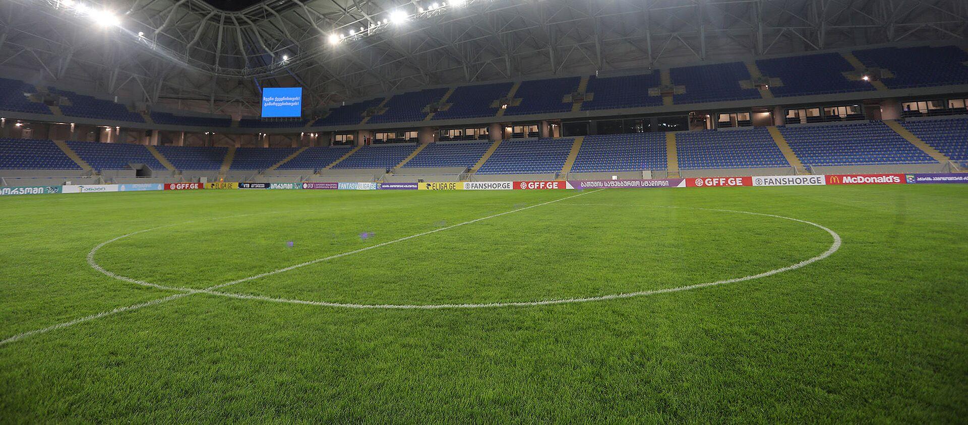 Новый батумский стадион - церемония открытия - Sputnik Грузия, 1920, 19.01.2021