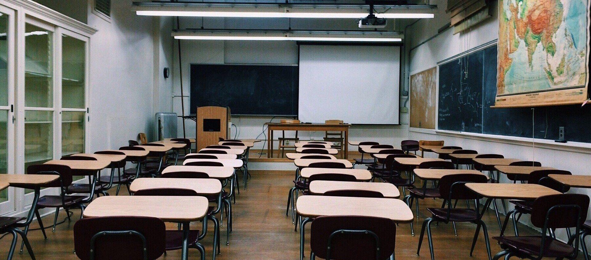 საკლასო ოთახი - Sputnik საქართველო, 1920, 25.02.2021