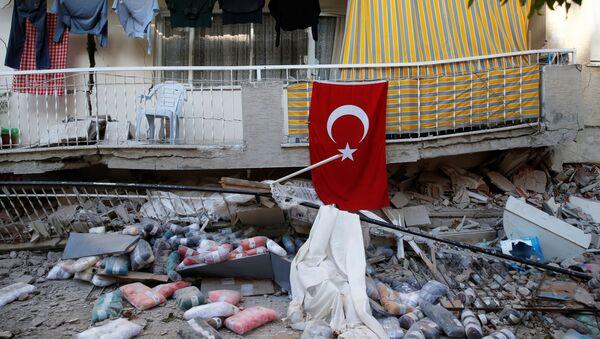 Турция. Разрушения после сильного землетрясения - Sputnik Грузия