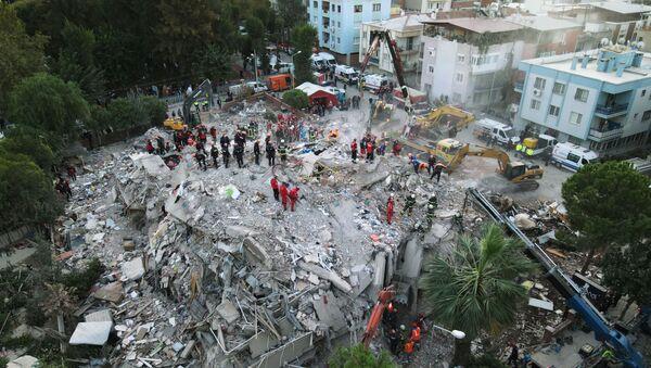 Турция. Последствия землетрясения - Sputnik Грузия