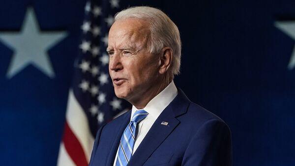 Джо Байден кандидат в президенты США - Sputnik Грузия