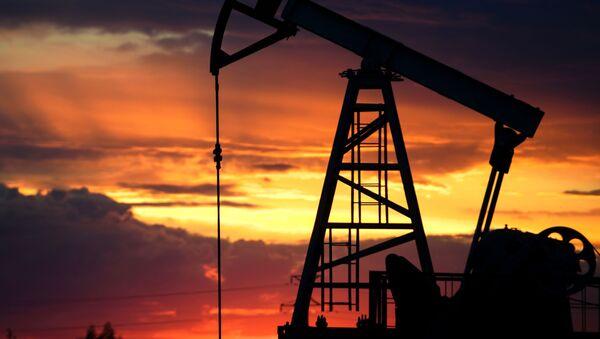 Работа нефтяных станков - качалок - Sputnik Грузия