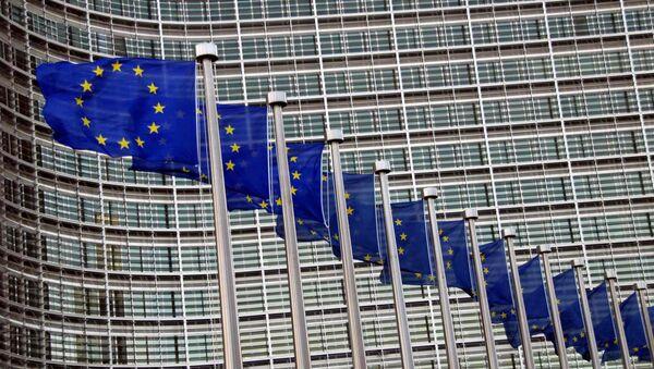 Флаги ЕС - Sputnik Грузия