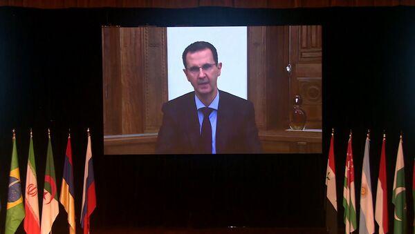 Асад заявил, что США мешают возвращению сирийских беженцев на родину. - Sputnik Грузия