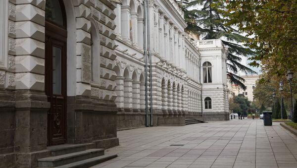 Дворец учащейся молодежи - бывший дворец царского наместника на Кавказе - Sputnik Грузия