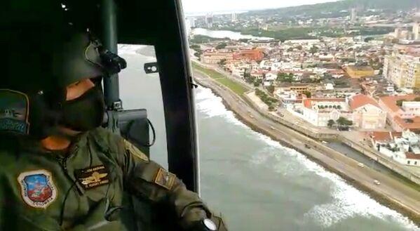 Власти объявили там ураганное предупреждение. А в соседнем Гондурасе уже идет эвакуация людей - Sputnik Грузия
